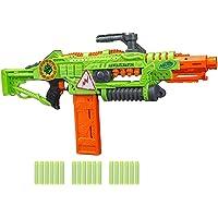 Nerf Revoltinator Zombie Strike Toy Blaster with Motorized Lights Sounds & 18 Official Darts