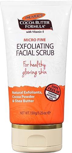 Palmer's Cocoa Butter Gentle Exfoliating Facial Scrub, 5.25-Ounce
