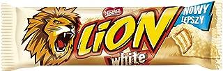 Nestle Lion Bar White Chocolate (England) (pack of 6)
