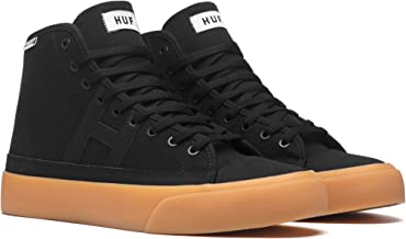 HUF Skateboard Shoes Hupper 2 Hi Black