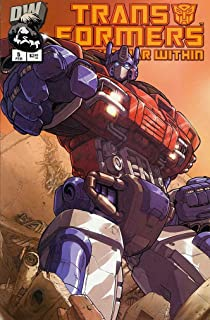 Transformers: The War Within, Edition# 5 Variation A