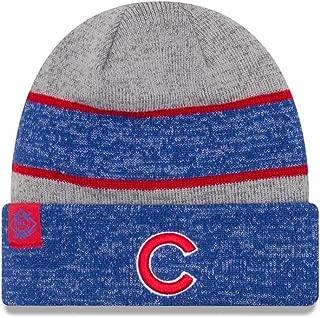 New Era Chicago Cubs 2017 Sport Knit Hat Cuffed