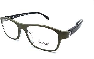 b9a69a59384 Starck Eyes Mikli Rx Eyeglasses Frames SH2010 0003 54x17 Matte Khaki Alux  Italy