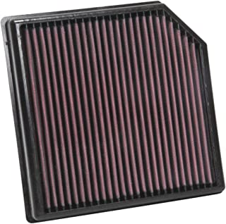 K&N Engine Air Filter: High Performance, Premium, Washable, Replacement Filter: 2018-2019 VOLVO (XC40), 33-3127