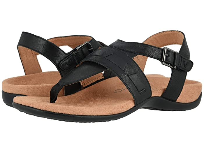 VIONIC  Lupe (Black) Womens  Shoes
