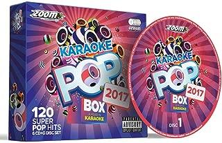 Zoom Karaoke Pop Box 2017