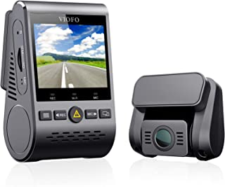 VIOFO A129 Duo Dual Lens Dash Cam Full HD 1080P 140° Wide Angle Front and Rear Dashboard Camera w/GPS WiFi, Parking Mode, ...