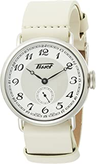 Tissot Heritage 1936 Automatic White Dial Ladies Watch T104.228.16.012.00