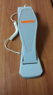 Universal Rock Band 1 WHITE Replacement Kick Pedal (works with Rock Band 1, 2 and 3) (Wii, PS3, Xbox 360)