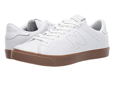 New Balance Numeric AM210 (White/Gum 1) Men
