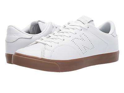 New Balance Numeric AM210 (White/Gum 1) Men