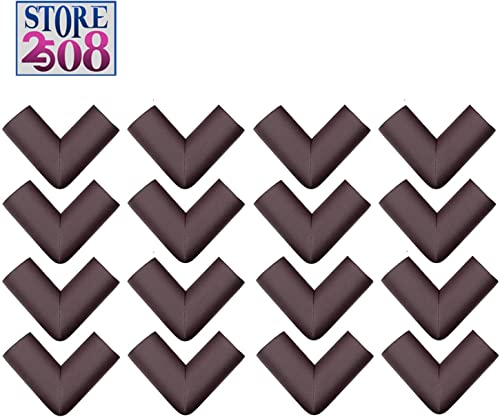 Store2508® Corner Guards for Child Infant Safety with Special Fibreglass Tape with Silicon Adhesive & Instructions (1...