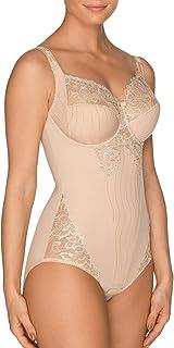 PrimaDonna Deauville 0461810 Women's Caffe Latte Beige Underwired Bodysuit One Piece Body 20C