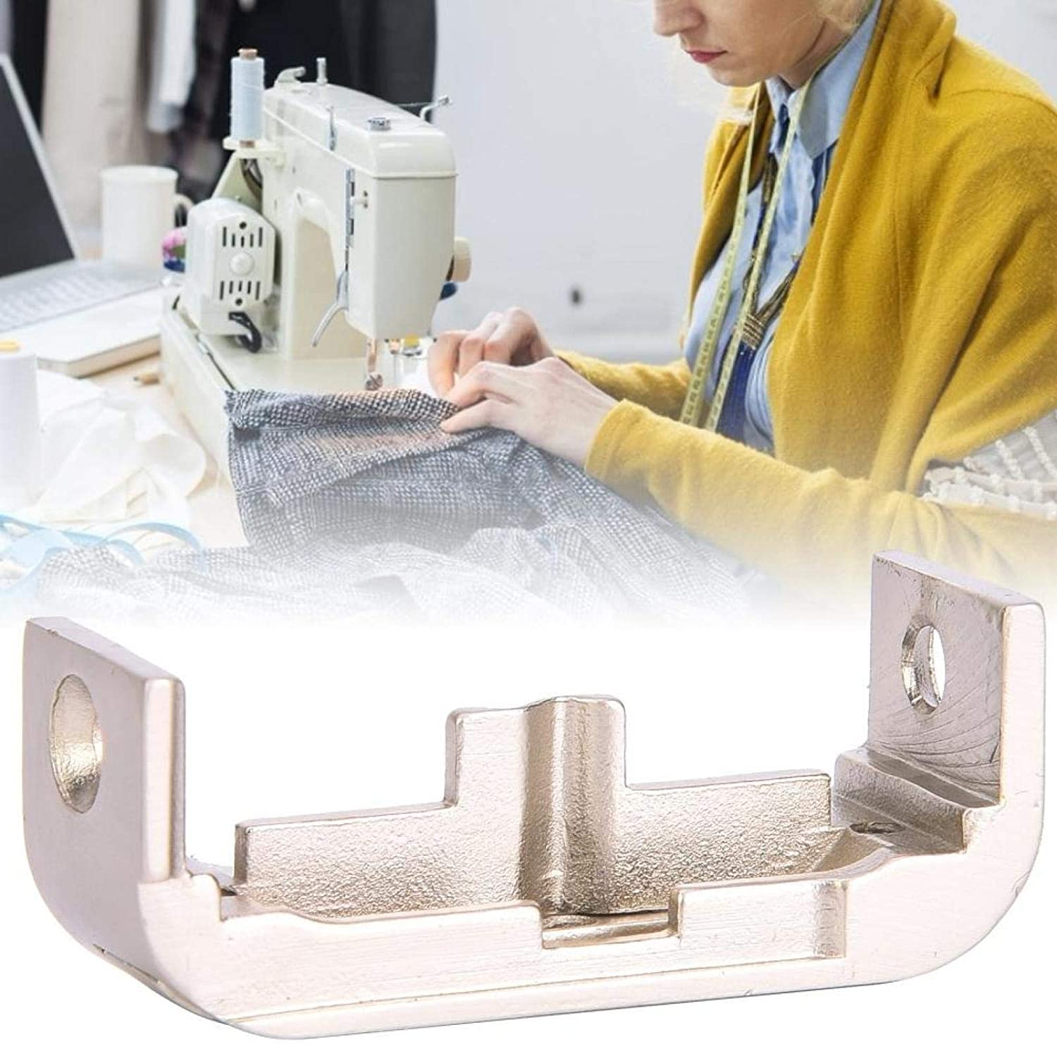 Smooth Quality inspection Surface Needle Plate Machine Sturdy Sewing Daily bargain sale