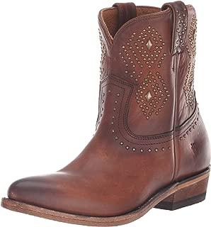 Women's Billy Stud Short Western Boot