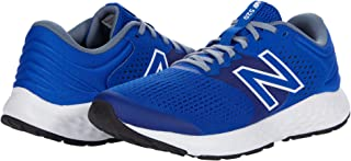 New Balance Men's 520 V7 Running Shoe, Blue/Grey, 12 X-Wide