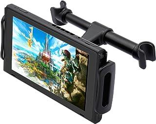 Car Headrest Mount for Nintendo Switch, Adjustable Car Holder for Nintendo..
