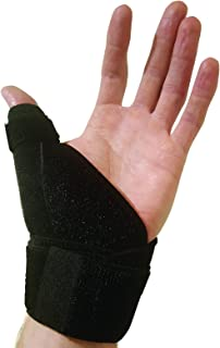 Thumb Splint and Wrist Brace – Thumb Brace for Carpal Tunnel Wrist Pain Relief, Thumb Spica Splint & Wrist Support for Left or Right Hands. Thumb Stabilizer for Tendonitis Immobilizer Hand Braces