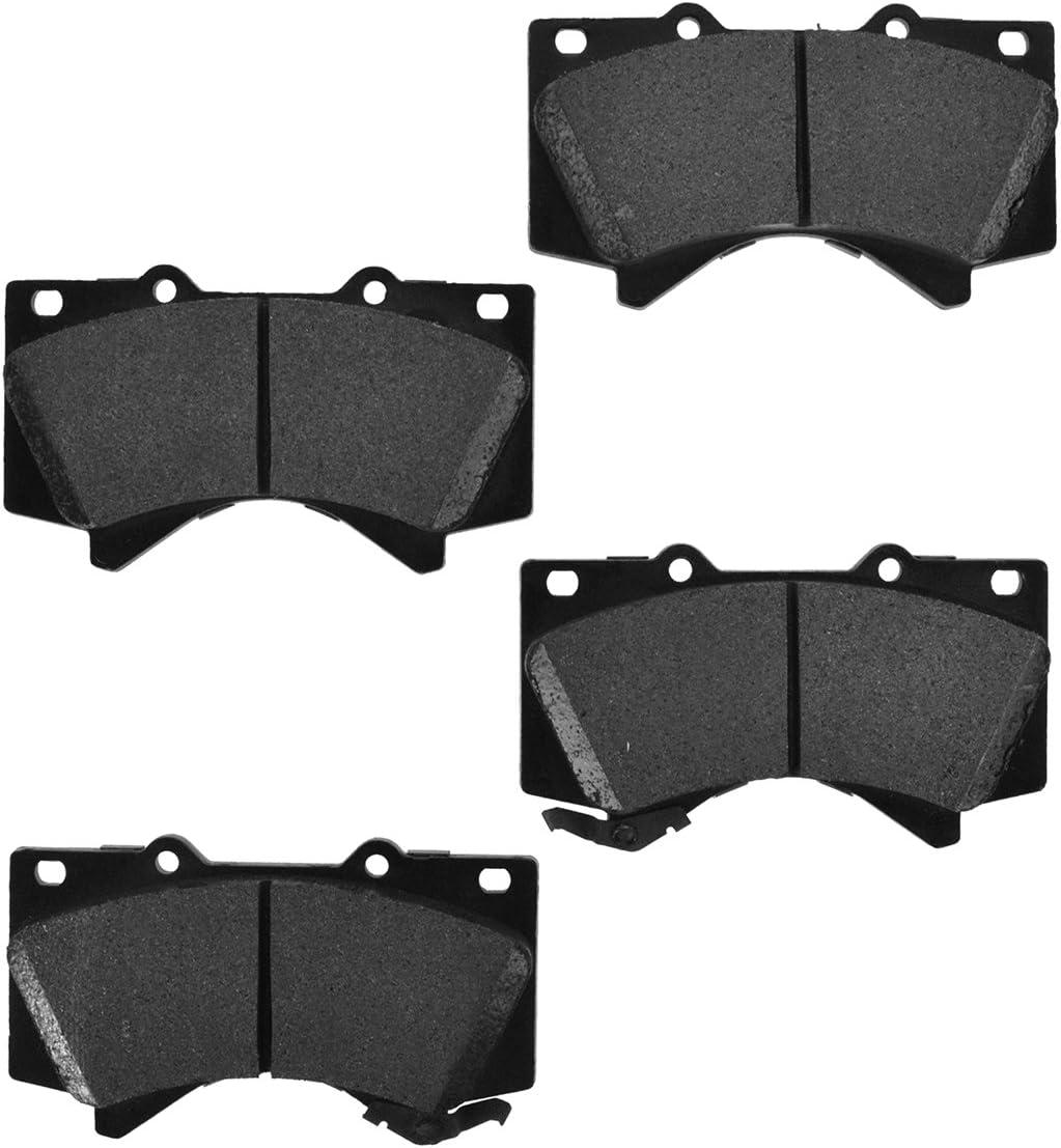 Brake Pads NEW before selling Posi Metallic Front for LX570 Cruiser Tu Land Limited price Sequoia