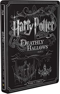 Harry Potter E I Doni Della Morte - Parte 2 Steelbook (Bs)