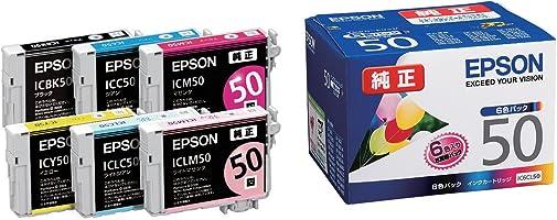 EPSON 原装 墨盒 气球IC6CL50 6色装