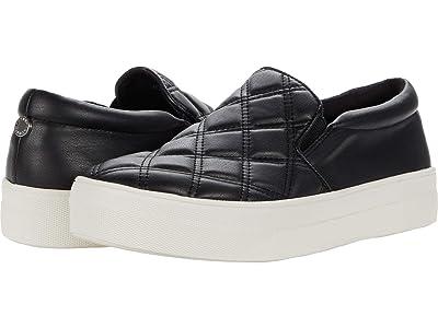 Steve Madden Gills-Q Sneaker (Black) Women