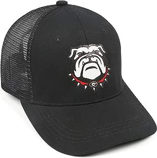 Fashion Baseball Cap Georgia Bulldogs Unisex Trucker Hats