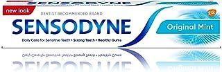 Sensodyne känslig tandkräm original mint daglig vård 75 ml
