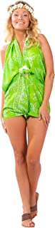 1 World Sarongs Womens Butterfly Swimsuit Cover-Up Pareo Sarong in Your Choice of Color