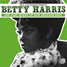Soul Jazz Records Presents Betty Harris: The Lost Queen Of New Orleans Soul
