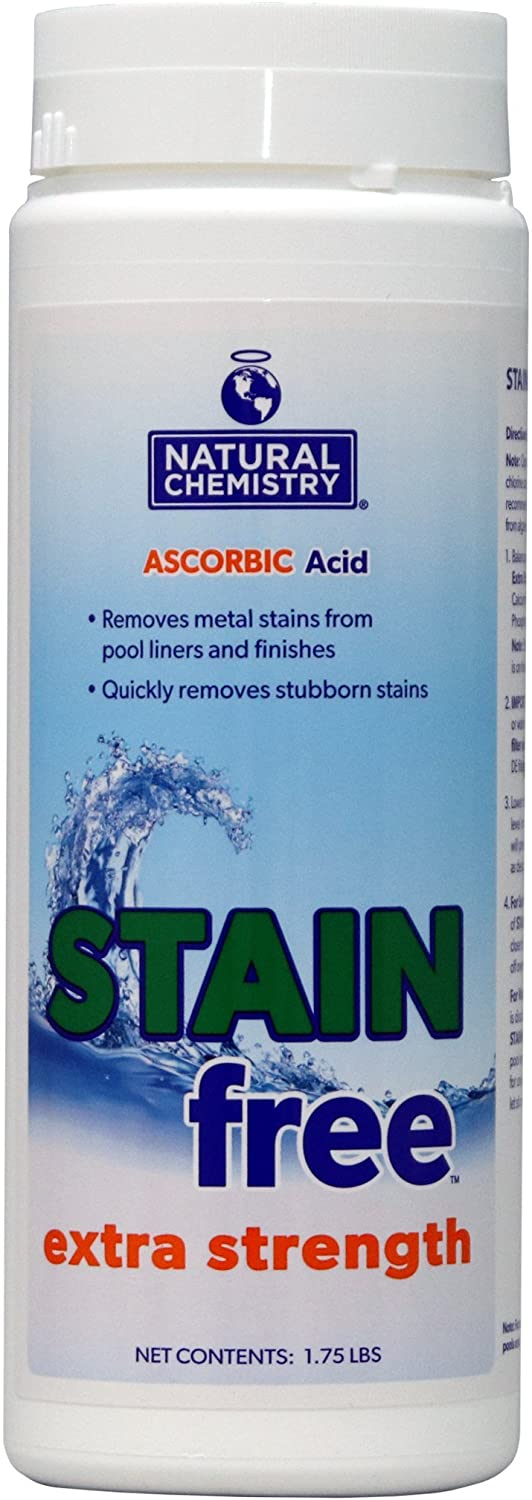 Natural Chemistry Selling 07395 Extra Strength Stain Free shipping anywhere in the nation 4-Pound 1-3 Free