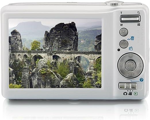 Praktica Luxmedia 12 Z5 Digitalkamera Silber Kamera