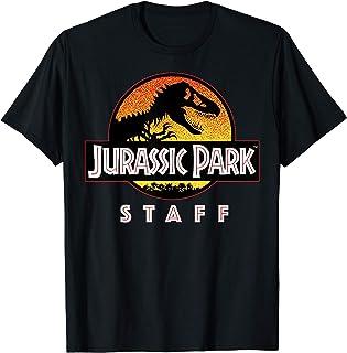 Jurassic Park Green Ranger Park Staff T-Shirt