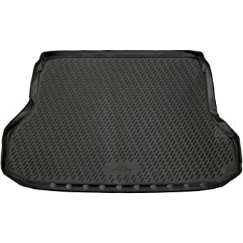 Anthracite Carpet Insert carmats4u To fit X-Trail 08//2007-2014 Fully Tailored PVC Boot Liner//Mat//Tray