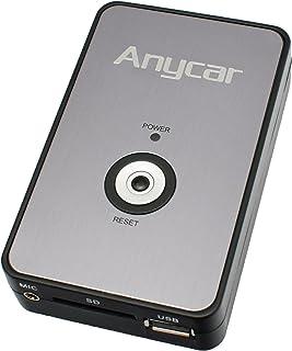 USB SD AUX MP3 Adapter für Audi mit den Radio: Chorus 2, Concert 1/2, Symphony 1/2, Navigation Plus 1/2
