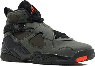 8 BG Big Kid Shoes Sequoia/Black/Max Orange 305368-305