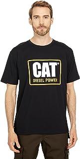 Men's Cat Diesel Power Short Sleeve Classic Fit Tee