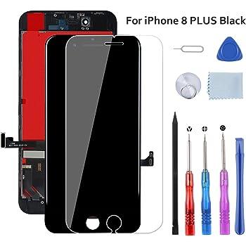 cacciaviti MMOBIEL Camera Frontale Compatibile con iPhone 8 Plus Series 5.5 inch riconoscimento facciale 7MP HDR Sensore prossimit/à Luce Flex incl