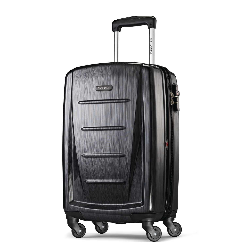 Samsonite 新秀丽 Winfield 2系列 硬壳 20英寸行李箱 无烟煤色