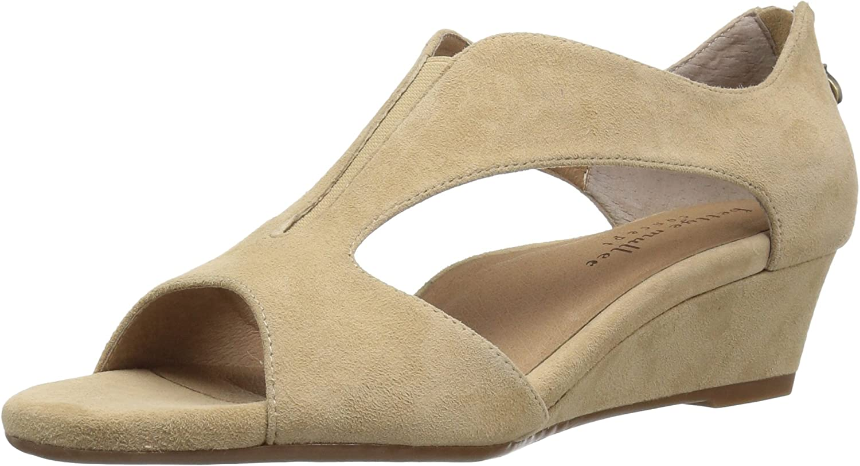 Bettye Muller Womens Shaye Wedge Sandal