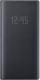 Samsung EF-NN975P Note 10+ LED View Cover, Black