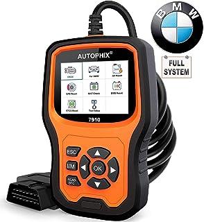 AUTOPHIX Auto Diagnosegerät für BMW Mini, 7910 KFZ FehlerCode Auslesegerät Auto..