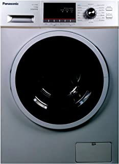 Panasonic 7Kg 1200 RPM Front Load Washing Machine, Silver - NA127MB2L, 1 Year Warranty