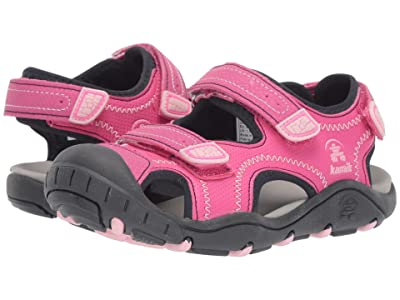 Kamik Kids Seaturtle 2 (Toddler/Little Kid/Big Kid) (Pink) Girl