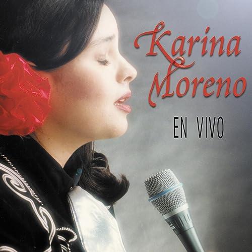 Me Gusta Mi Vida (En Vivo) by Karina Moreno on Amazon Music