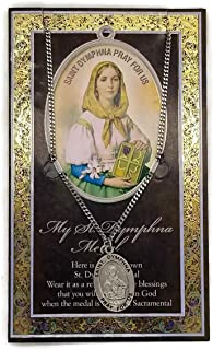 Best st dymphna medal meaning Reviews