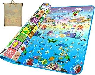 Gutsbox Dywan dziecięcy, mata do zabawy, mata do zabawy, mata puzzle, mata do zabawy, dla chłopców, do pokoju dziecięcego,...