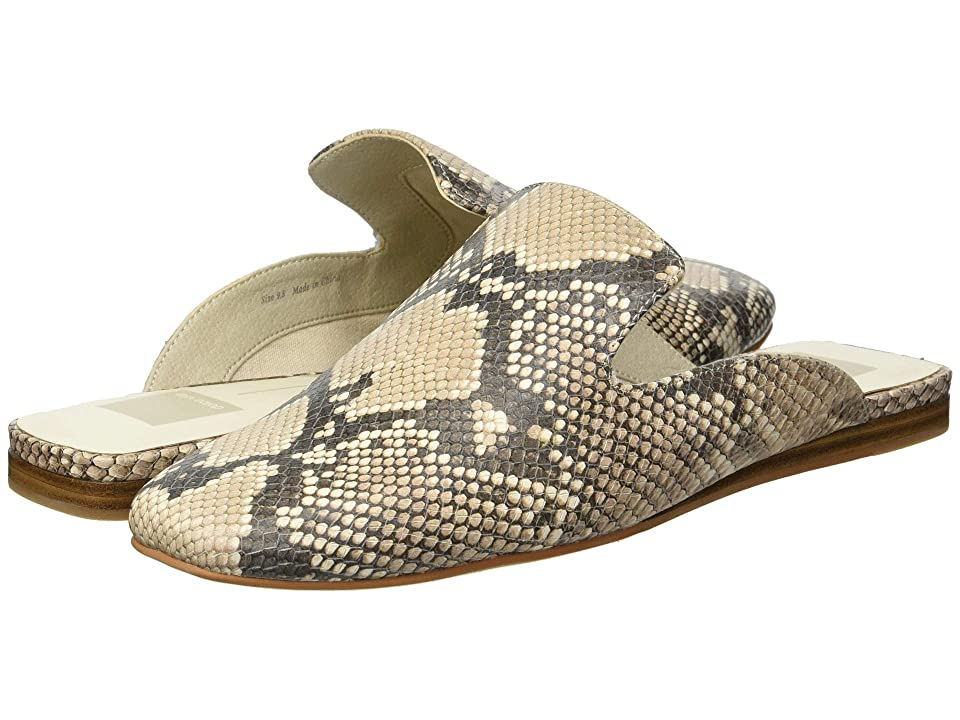 Dolce Vita Brie (Snake Print Embossed Leather) Women's Shoes