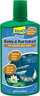 TetraPond Barley and Peat  Extract For Naturally Clear Water