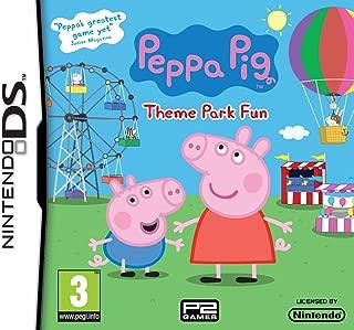 Peppa Pig - Theme Park Fun (Nintendo DS)